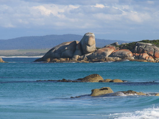 Mount William National Park, Australië: Bay of Fires