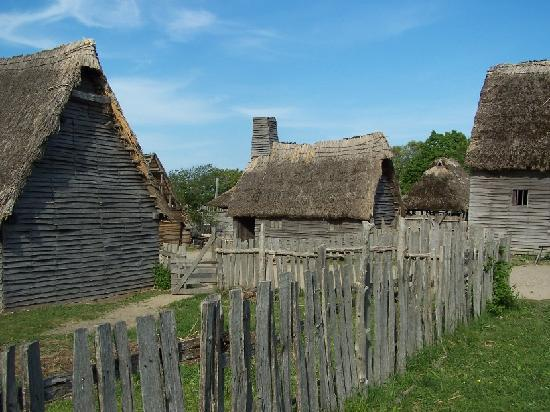 Plimoth Plantation: Village