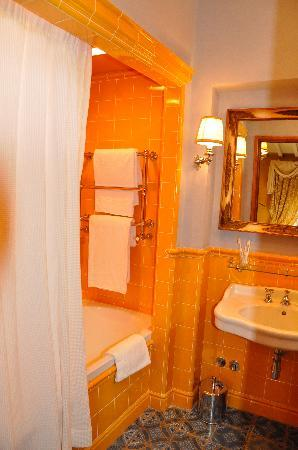 Villa Bordoni: Bathroom