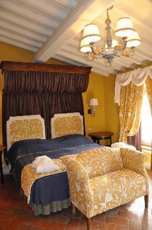 Villa Bordoni: Bedroom