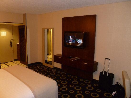 Hyatt Morristown: Room