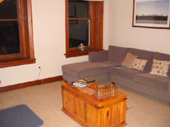 Waipiata Country Hotel: Lounge Area