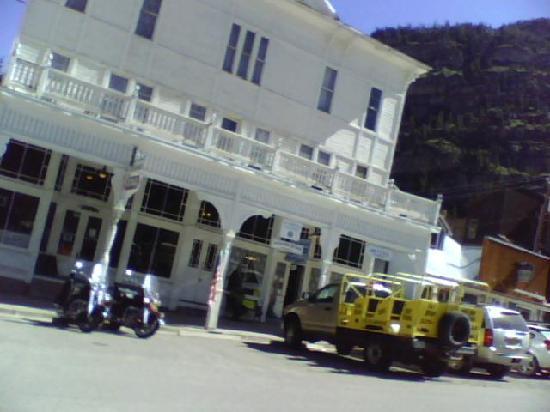Historic Western Hotel: Great break from a long ride