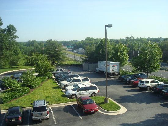 Residence Inn Columbia: View from our room