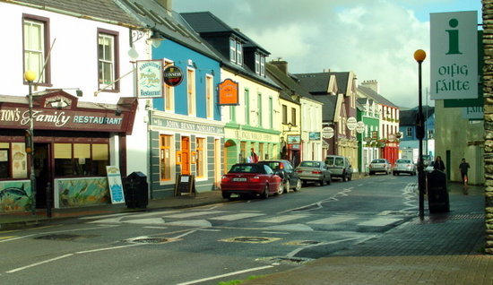 Dingle Tourist Office
