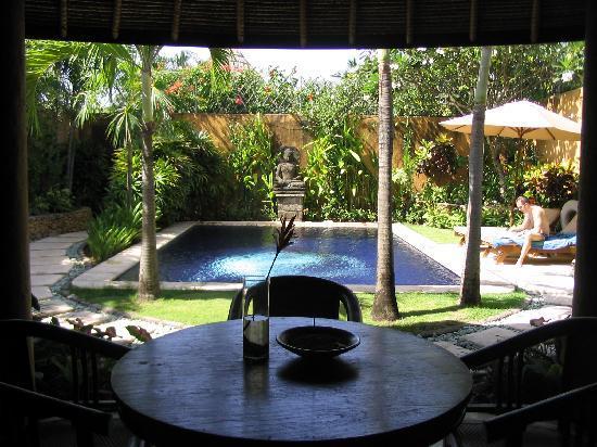 The Villas Bali Hotel & Spa: One bedroom villa pool
