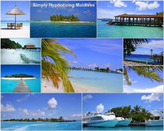 Paradise Island Resort & Spa: Beautiful Island country-Maldives