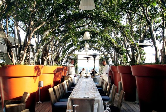 The Restaurant at Mondrian: Asia de Cuba restaurant West Hollywood, CA