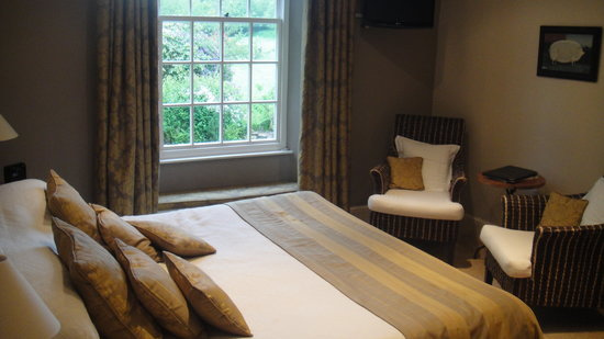 The Old Rectory Hotel: Our room