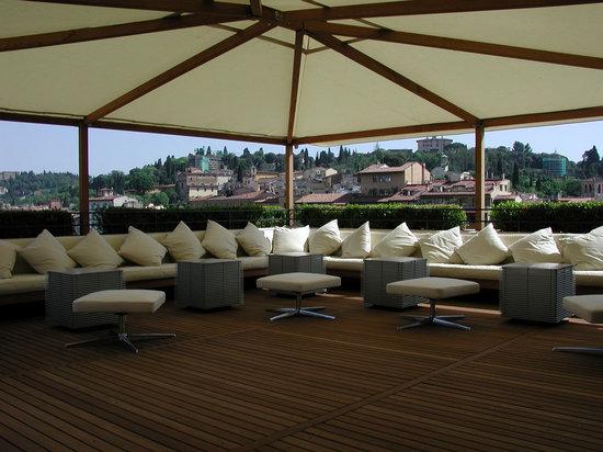 Bar & Sky Lounge Continentale - Panoramic terrace