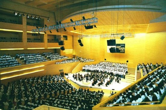 L 39 auditori barcelona 2018 all you need to know before for Sala 1 pau casals