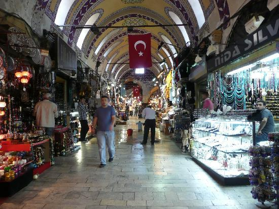 Grand Beyazid Hotel: The Grand Bazaar What An Experience A must Visit