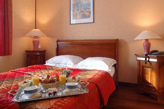 Auberge du Manet: chambre