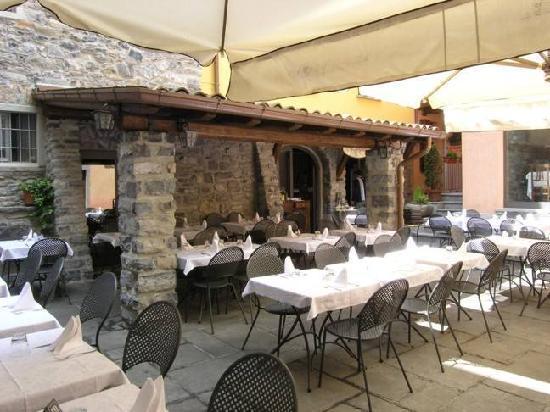 L'Antico Pozzo Restaurant : BAD PLACE