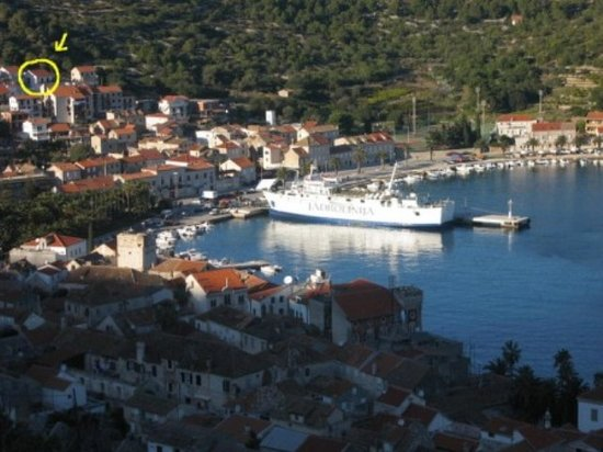 Photo of Apartments Vis Svilicic
