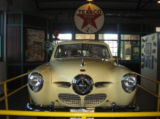 Arizona Route 66 Museum: a classic