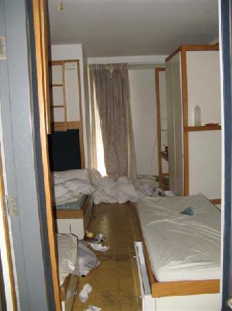 Beit Shmuel Hostel: Dieser Raum stand immer offen...