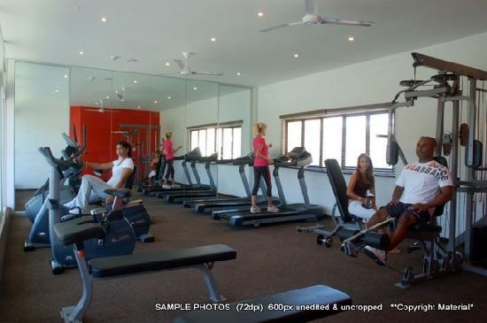 Cabana Beach Resort: Cabana Beach Gym