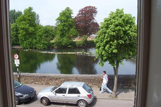 The Grand Hotel Fermoy : View from Room 7