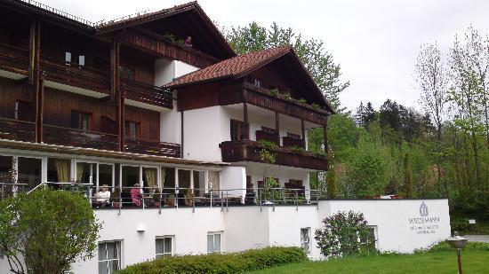Hotel Wiedemann: View of the hotel