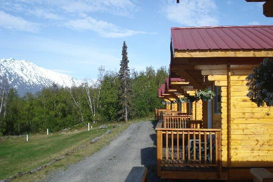 Knik River Lodge: Lodges