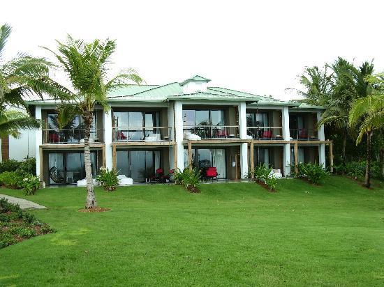 W Hotel Oceanfront Villas Picture Of W Retreat Spa