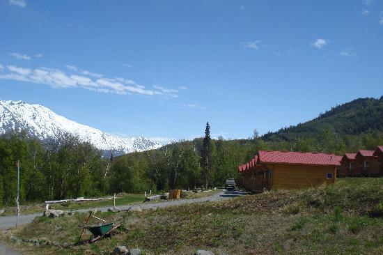 Knik River Lodge: Lodges