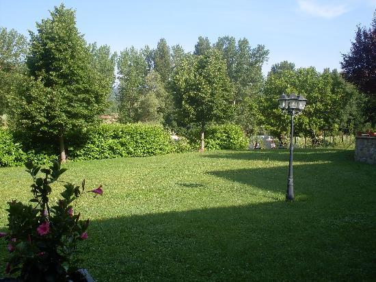 Borgovivo: il giardino