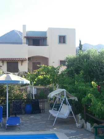 Elounda Heights Apartments and Studios: up to our studio