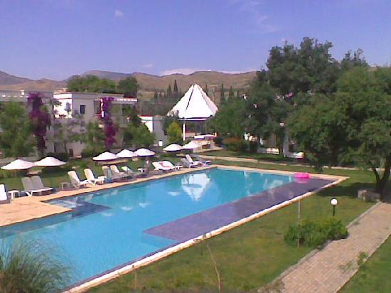 Muskebi Apartments: The Swimming Pool