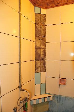 Low Maintenance Shower Zen Inn