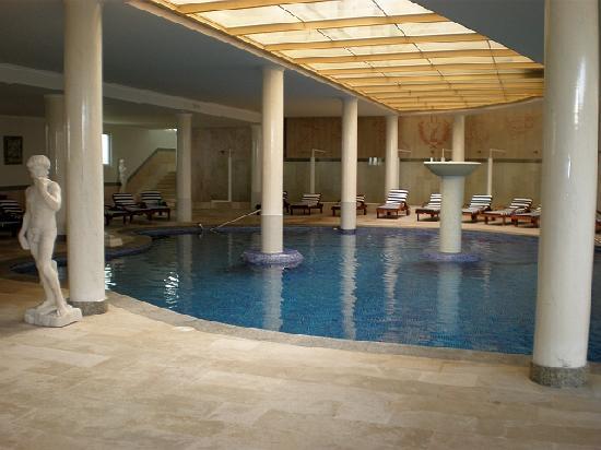 Grand Hotel Palladium: Das Balneario