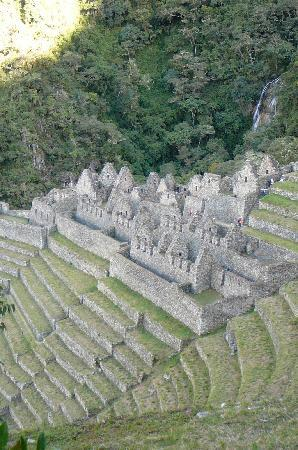 Llama Path: inca sites