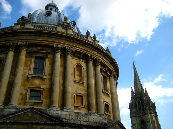 Gren Tours : Oxford