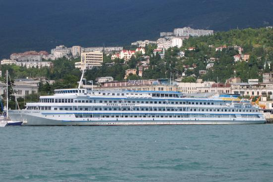 Jalta: Yalta port