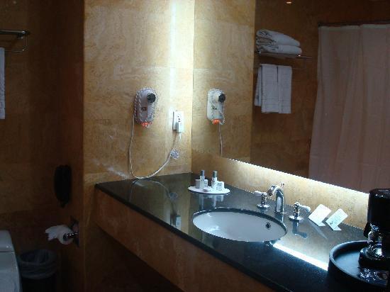 Maiquetia, Venezuela: baño