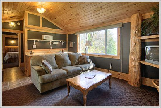 Acadia Cottages: Suite