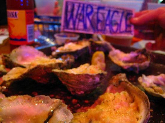 Dusty's Oyster Bar & Dining : Delicious Seafood Oysters