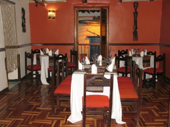 El Batan del Inka Cusco: Me encanto el local
