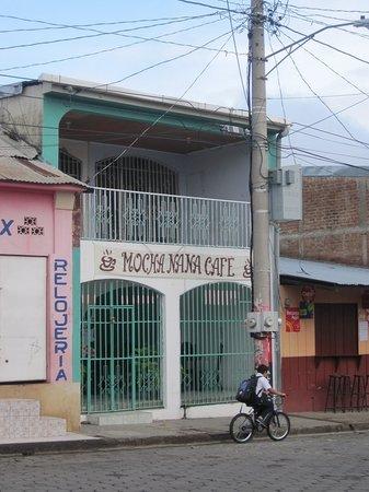 Esteli, Nikaragua: Mocha Nana Cafe