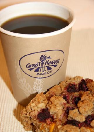 Great Harvest Bread Co.: Proudly Brew Peet's Coffee and Tea