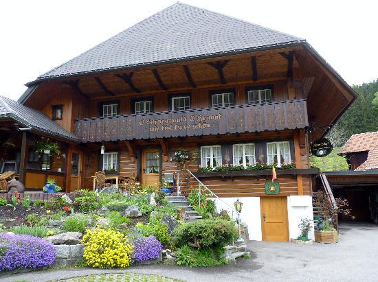 Haus Erika Wieden Germany Baden Wurttemberg Pension