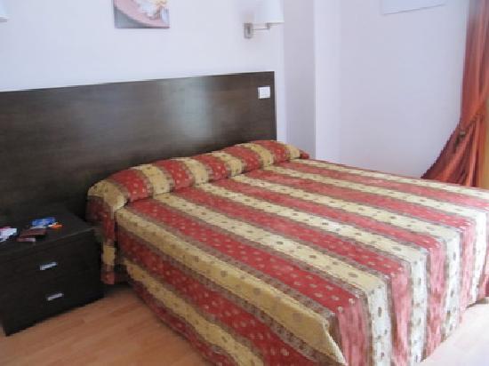 Relais Chigi: Dormitorio