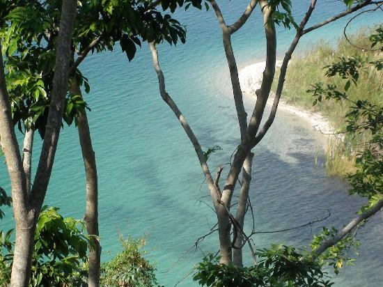 Camino Real Tikal: lago peten
