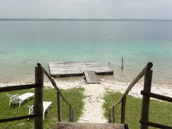 Camino Real Tikal : lago peten