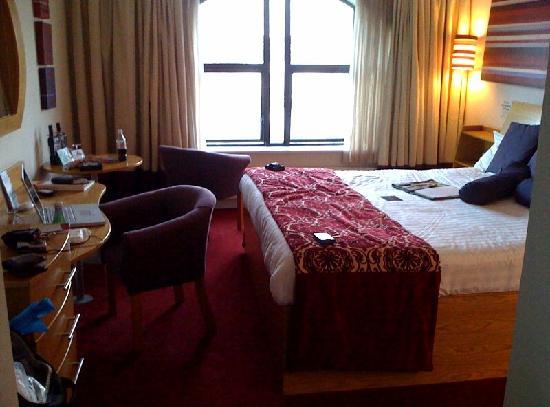 Da Vinci's Hotel Derry: Room