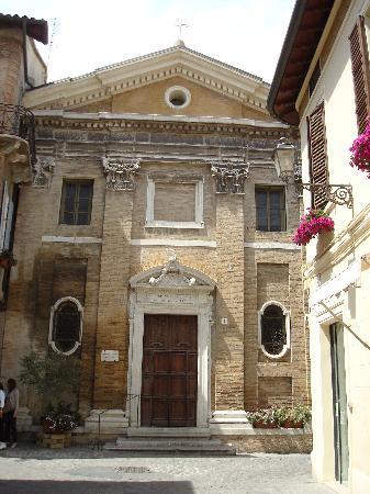 Senigallia, Italien: Chiesa Della Croce