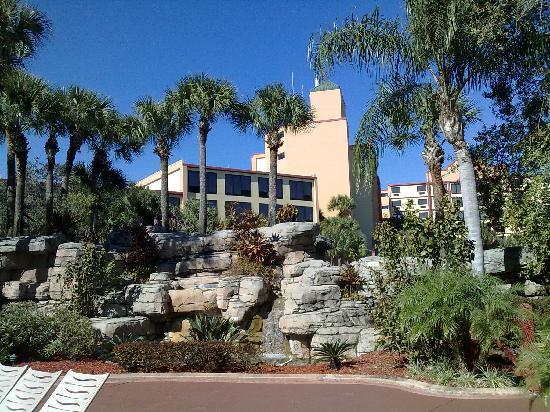 Radisson Resort Orlando-Celebration: within the grounds