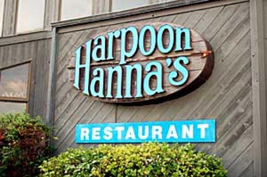 Harpoon Hanna's Restaurant : Harpoon Hannah's
