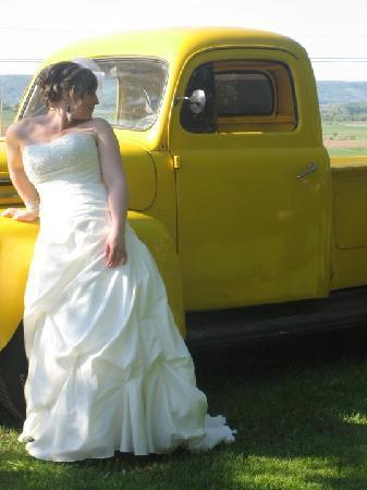 Carwarden Bed & Breakfast: GREAT SURROUNDINGS FOR WEDDING PHOTOS